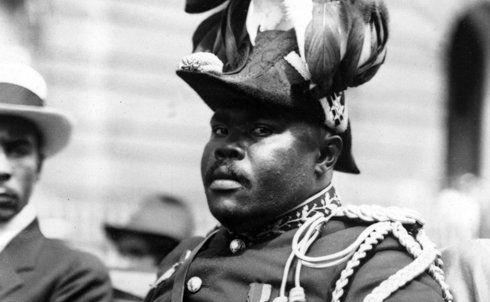 """Following the First World War, thousands of African-American soldiers returned from abroad to find they were still considered inferior Americans. The post-war demobilization meant job-loss for many Black Americans who now had to fight desperately for employment with whites, who were given preference.  It was in this climate that Marcus Garvey founded the Universal Improvement Association. With millions of members from across the world, the association rallied around self-determination for Africans, and vowed to create a Republic of Africa governed by Africans. """"Neither Garvey nor any other human being could ever build up such a movement among the masses if it did not answer some longing of their souls,"""" William Pickens wrote in 1921. """"His particular movement may fail; the new racial consciousness of the Negro will endure.""""  Credit:Everett Collection"""