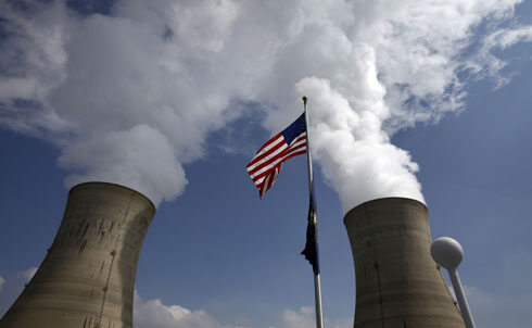"""When a meltdown caused large quantities of radioactive gas to leak from a reactor on Pennsylvania's Three Mile Island in 1979—constituting the worst accident in the history of American nuclear power—plant workers and residents in surrounding areas reacted with astonishing poise and grace. Reporting from the nearby town of Harrisburg, Ira D. Rosen captured the bizarre combination of altruism and gallows humor the disaster prompted in the community. """"The dreamlike quality of the fear,"""" Rosen wrote, """"the unseen assassin in the night ready to strike this fragile city down with a cloud of clear vapor, brought the people together for comfort and safety.""""  Credit: APImages"""