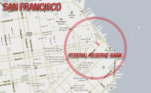 Location: Federal Reserve Bank 