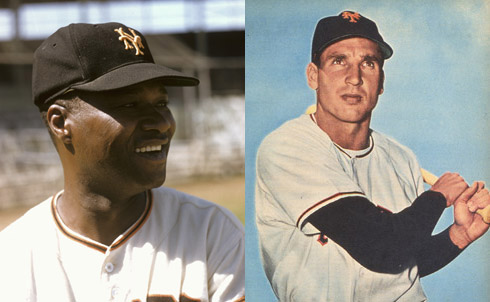 """My first sports hero was Bobby Thomson of the old New York Giants, who hit what was probably the most famous home run in history: the dramatic """"shot heard 'round the world,"""" which propelled the Giants into the 1951 World Series.  There was another player on that Giants' team named Hank Thompson. Bobby Thomson was white and Hank Thompson was black. I asked my dad if they were brothers. He laughed and said, """"No. You know how you can tell they're not brothers?""""  I said I didn't. He said, """"Hank Thompson spells his last name t-h-o-m-p-s-o-n. Bobby Thomson doesn't have a 'p' in his last name. If they were brothers, they would spell their names the same.""""  Bob Herbert, a former columnist at the New York Times, is a senior fellow at Demos.  Thompson Credit: Diamond Images/Getty Images Thomson Credit: Getty Images"""