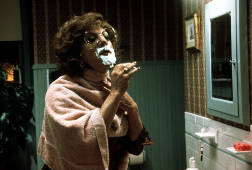Tootsie (1982) Dustin Hoffman plays a struggling actor who dresses in drag to get the perfect part in this memorable farce that ranks among the most popular and critically acclaimed comedies of all time.[Everett Collection]