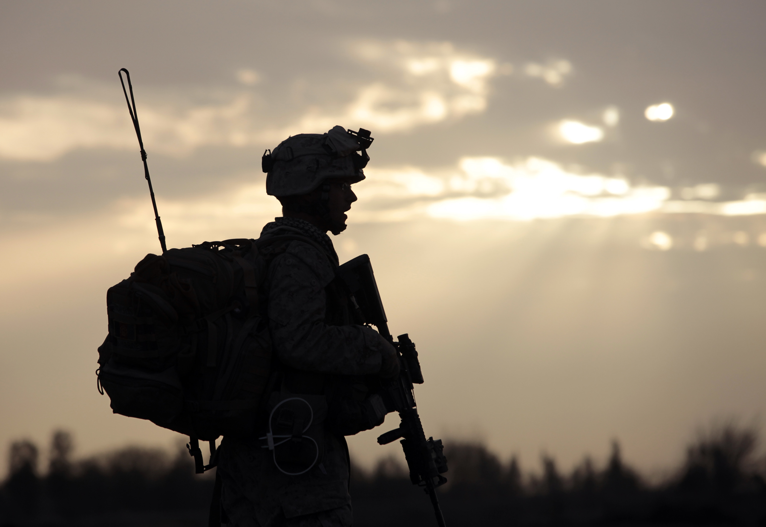 Soldier-in-Afghanistan