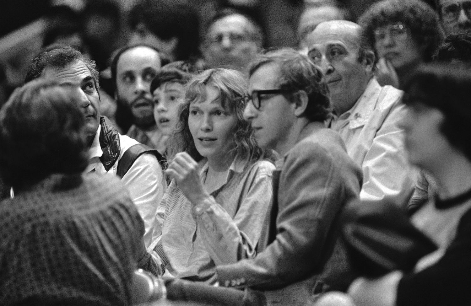 Mia-Farrow-and-Woody-Allen
