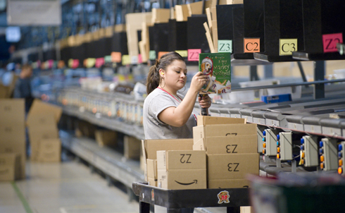 "Working conditions at Amazon.com warehouses can be brutal. Last fall, the Morning Call reported that employees were being ""pushed to work at a pace many could not sustain"" in warehouses where the temperature exceeded 100 degrees, causing workers to feel light-headed and pass out.
