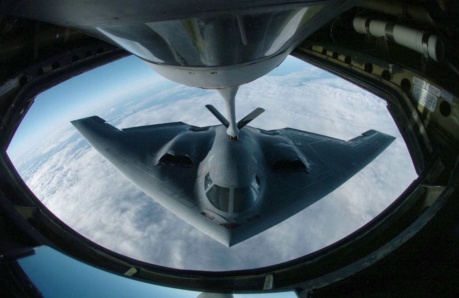 The-B-2-stealth-bomber