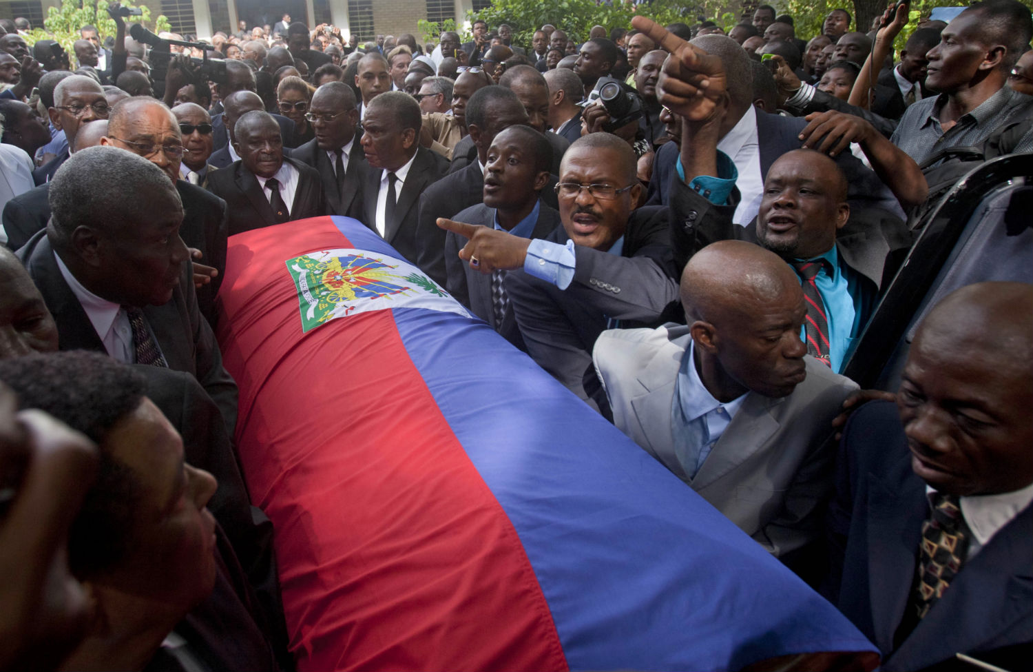 Why Baby Doc's Death Doesn't Mark the End of Haiti's ...