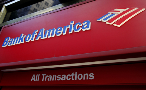 Around the time Bank of America and its subsidiary Countrywide Loans were foreclosing homes across the country (and giving out rock-bottom rate loans to its politician friends), it was also enjoying a TARP windfall to the tune of over $45 billion. But BoA also had accounts in 115 offshore tax havens—shouldn't the government have forced the corporation to close those off-the-books accounts before it gave it a very on-the-books bailout?  Credit: Reuters Pictures
