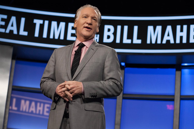 Bill maher msg