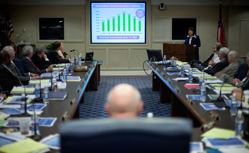 The best way to ensure corporate accountability, according to William Lerach, is to save a seat on every board for an independent watchdog.  Credit: AP Images