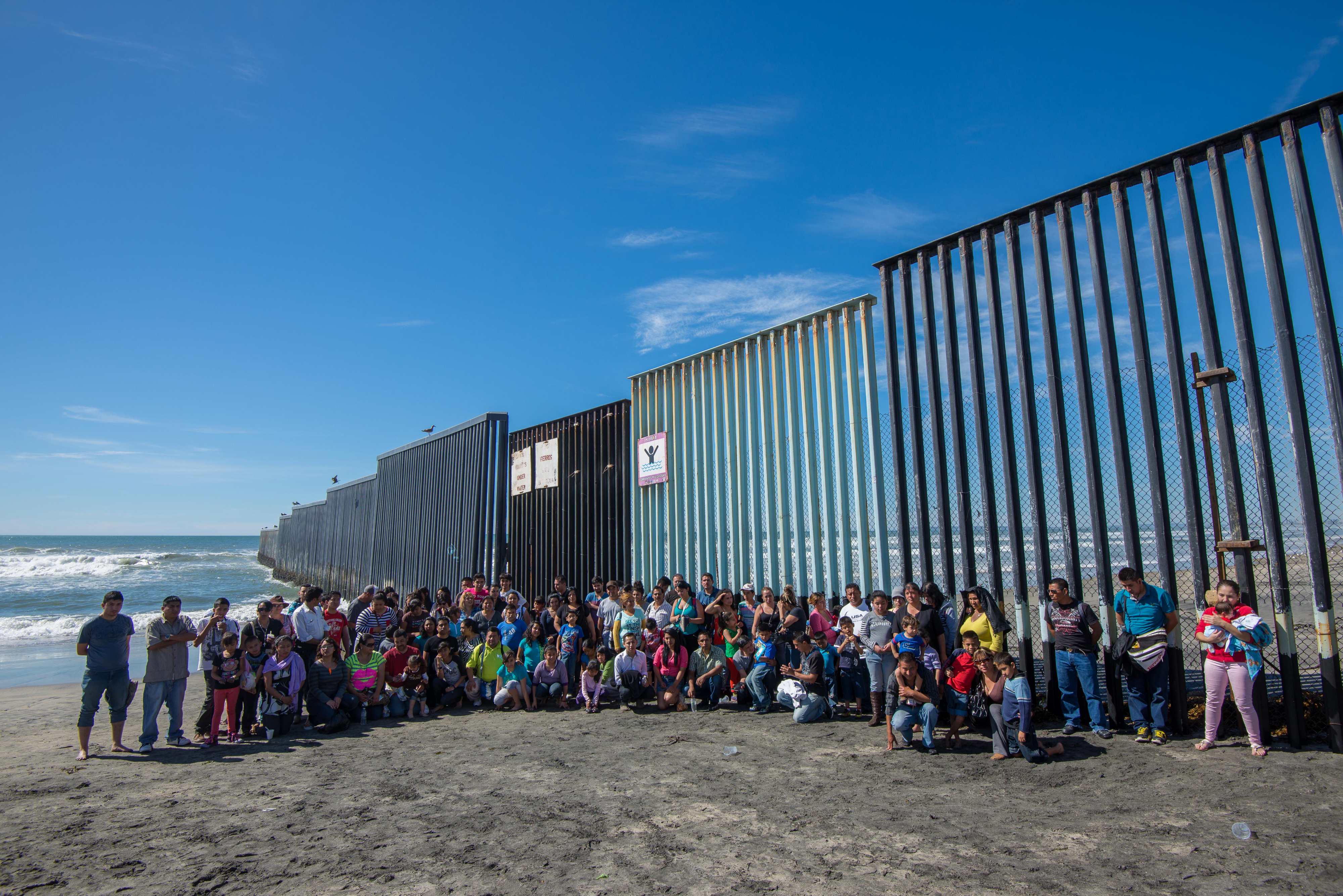 Tijuana-Border-Fence