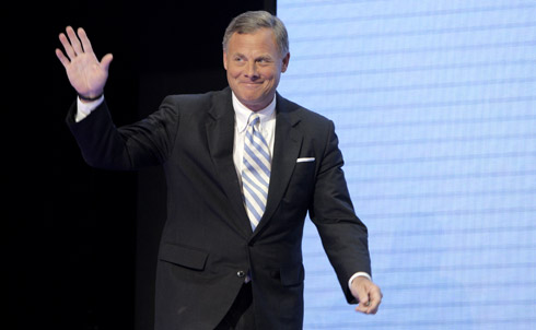 Richard Burr, R–North Carolina
