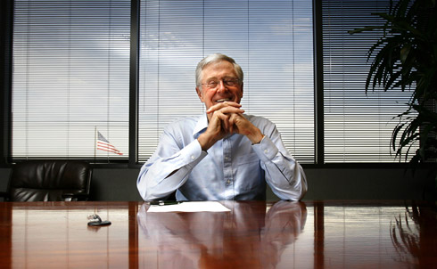 """The brothers Charles and David Koch have long operated in the shadows of American business—David has even gone so far as to call their Koch Industries """"the largest company that you've never heard of."""" The libertarian brothers—who have had their hand in everything from the Citizens United Supreme Court decision to funding climate change deniers—have even taken their politics to the workplace, by proselytizing the benefits of unhindered capital to their own employees.   But the Kochs are only able to wield such outsized power in politics and public opinion because of the massive revenues they take in from their empire of products and services. We sent Nation intern Sara Jerving to a local supermarket to see just how many Koch products she could find hiding in plain sight on the store's shelves.  Credit: AP Images"""