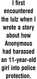The Truth About Anonymous's Activism | The Nation
