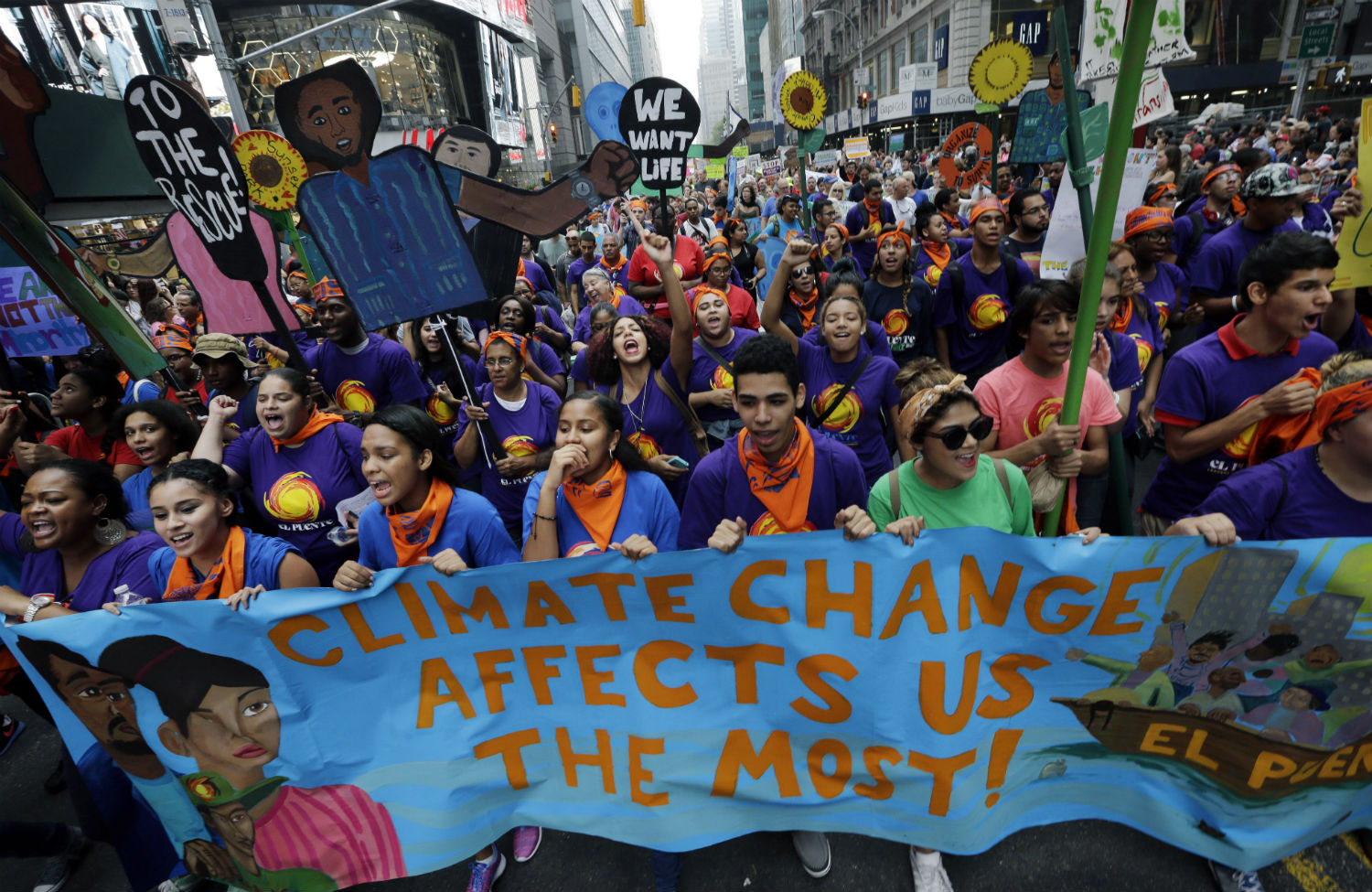 How 350.org Is (Still) Changing the Climate Justice Movement
