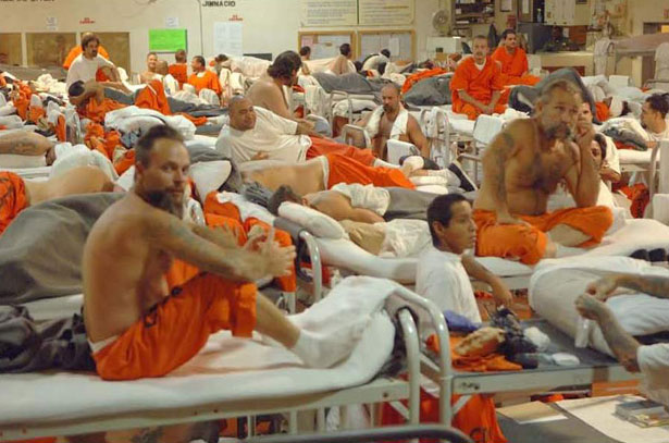 Chino Prison California in a California Prison