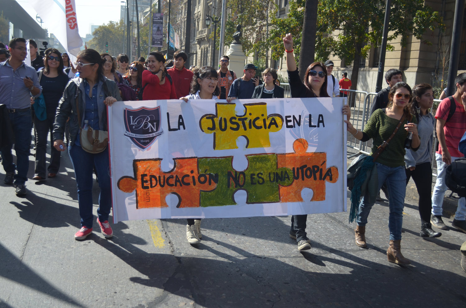 Is-the-Chilean-Student-Movement-Being-Co-opted-by-Its-Government