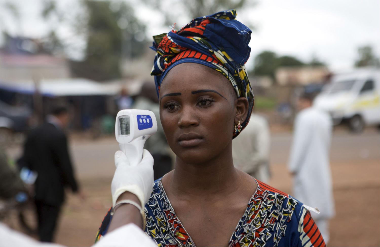 Ebola-Epidemic