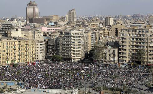 Cairo, January 31  Credit: AP Images