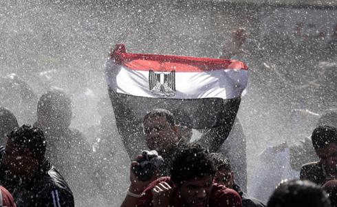 Cairo, January 28  Credit: AP Images