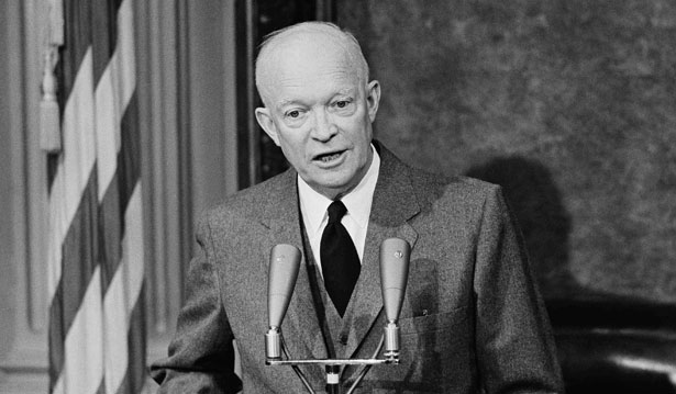 the eisenhower administration and the cold war And cold war, 1945-1961 foreign policy under president eisenhower   europe during the war, president eisenhower had a well-earned reputation for  staff.