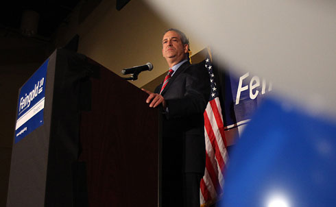 Progressives suffered a bitter defeat in Sen. Russ Feingold's narrow loss to Republican Ron Johnson in Wisconsin. Feingold is a staunch supporter of civil liberties—the only Senator to oppose the Patriot Act—and has been a longtime advocate for reproductive and gay rights.   Credit: AP Images