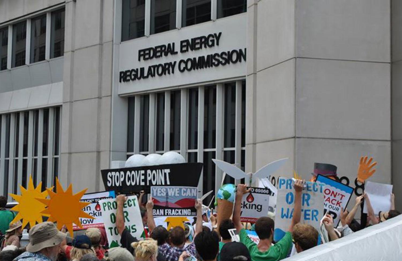 FERC-Protest