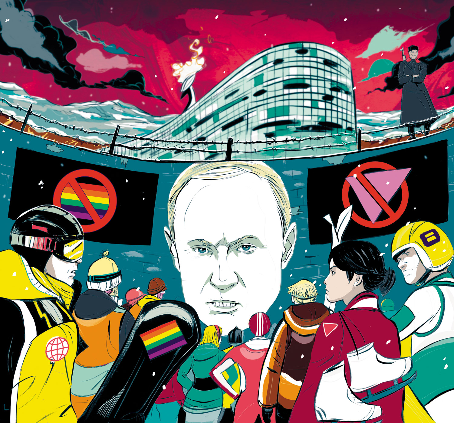 Sochi-illustration