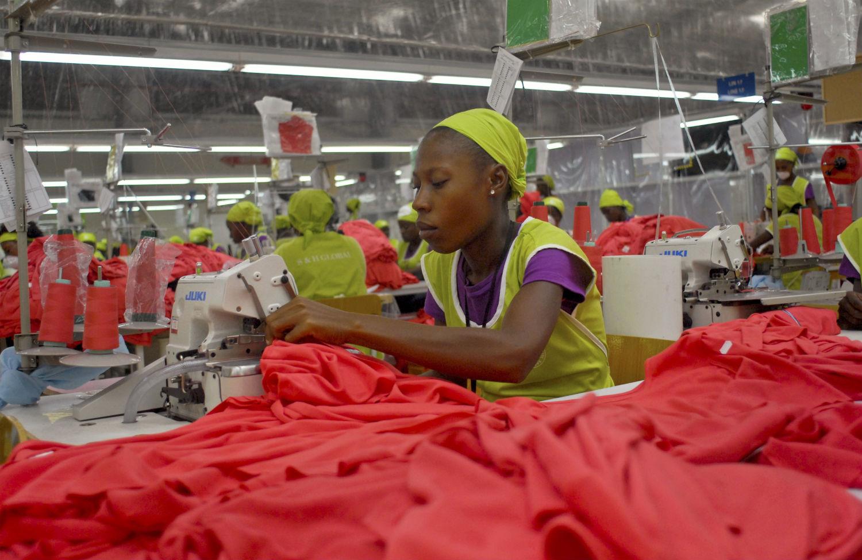 Garment-worker