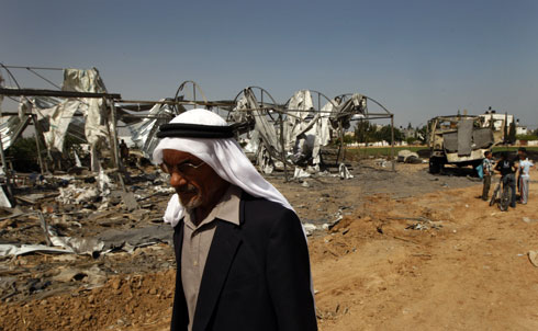 """Also in the cables: assertions that Israel sought to bring Gaza to the """"brink of collapse"""" and that Israel worked closely with Palestinian Authority President Mahmoud Abbas in an effort to repel Hamas's takeover of Gaza in 2007.  Credit: AP Images"""
