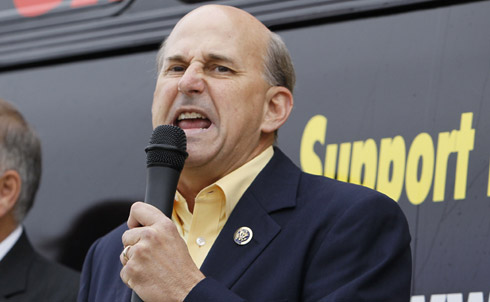 Louie Gohmert, R–Texas