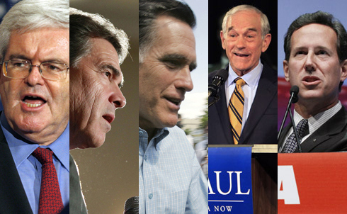 GOP Candidates and Immigration