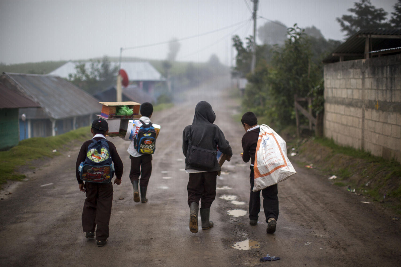 Guatemalan-children