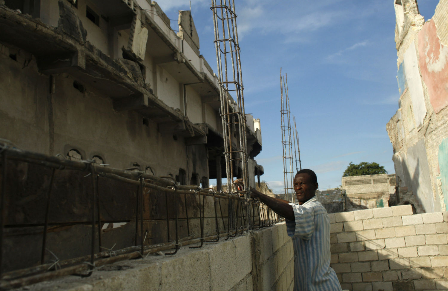Haiti-reconstruction