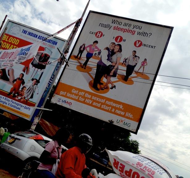 HIV-billboard-in-Uganda