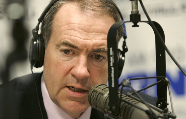Can Mike Huckabee Reinvent Conservative Talk Radio? | The Nation