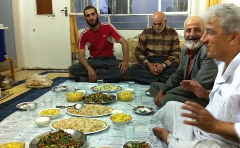 Iftar in Zabadani