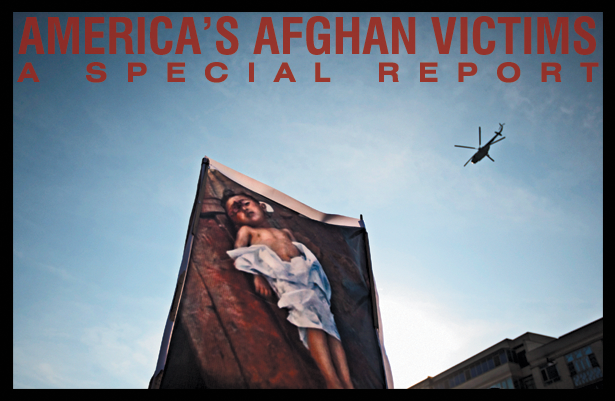 America's Afghan Victims: A Special Report