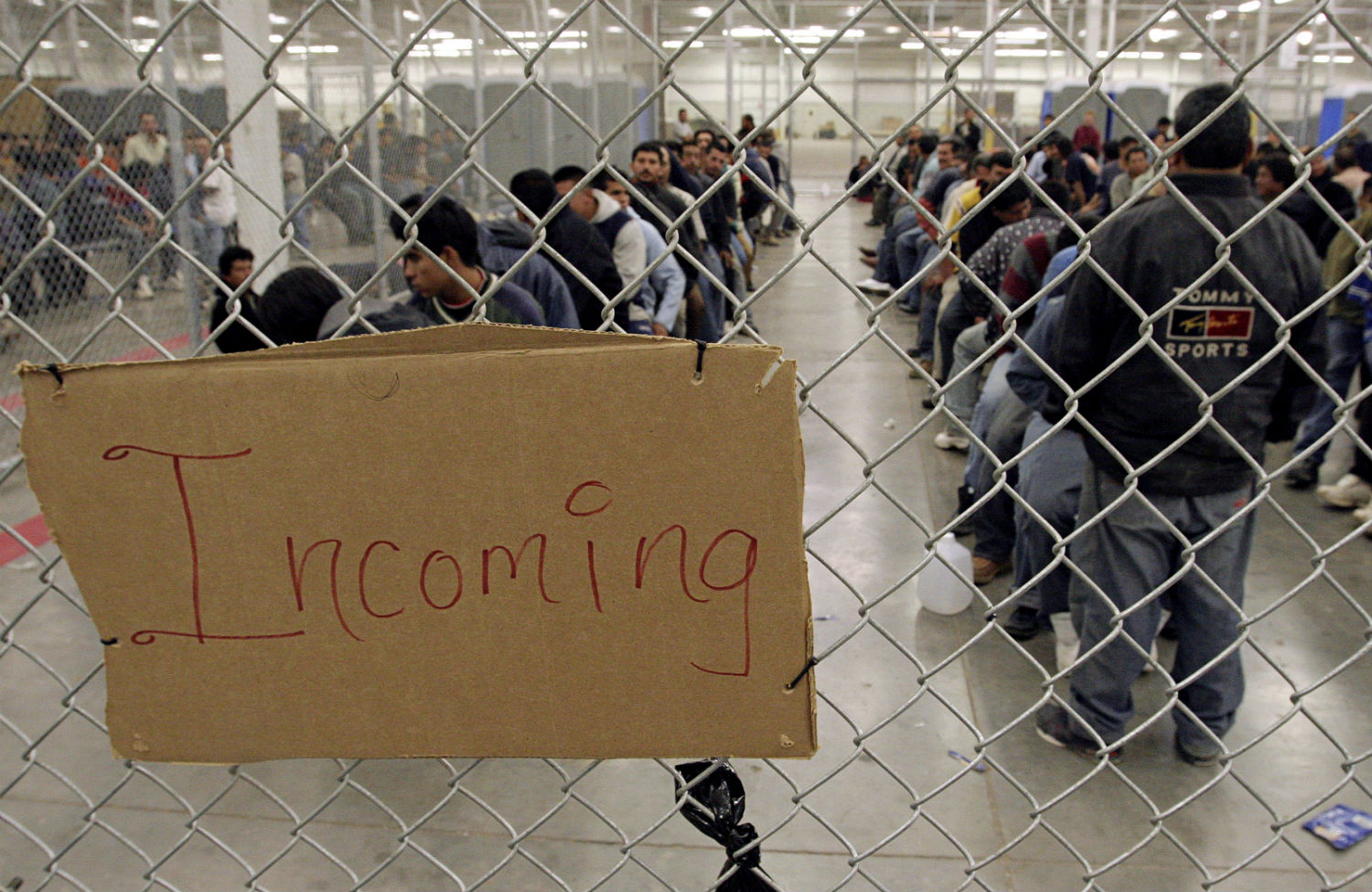 Image result for PHOTOS OF DETENTION CENTERS FOR CHILDREN AT US SOUTHERN BORDER