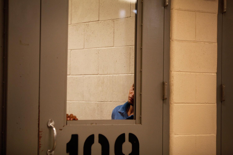 Immigration-detention