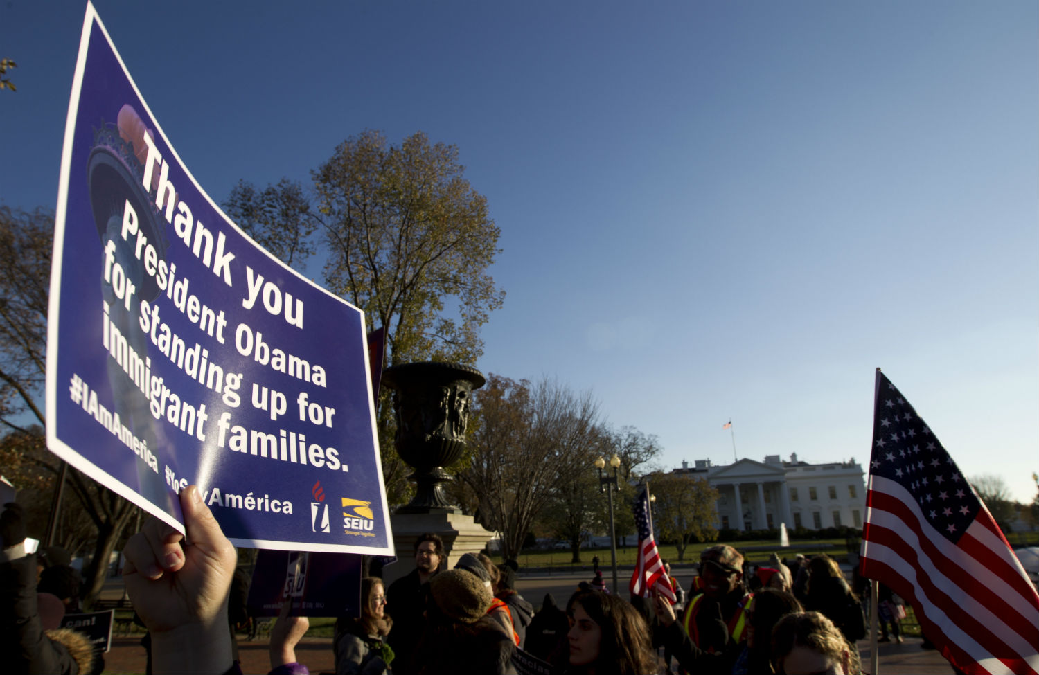 Obama's Immigration Decision Is a Movement Victory | The Nation