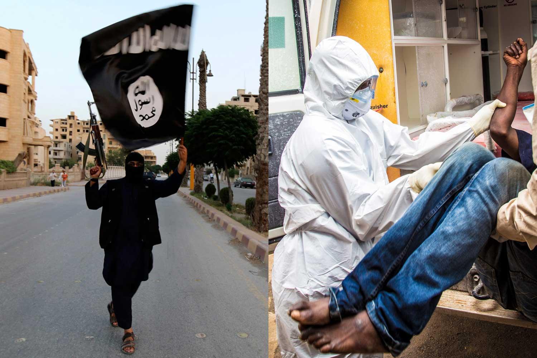 Ebola-ISIS