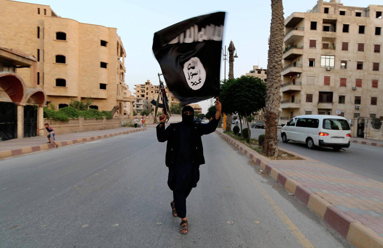 ISIS-member