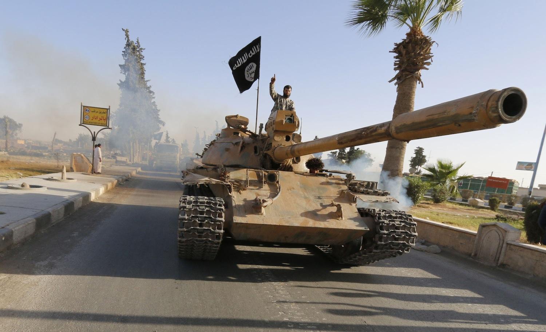 ISIS-Tank