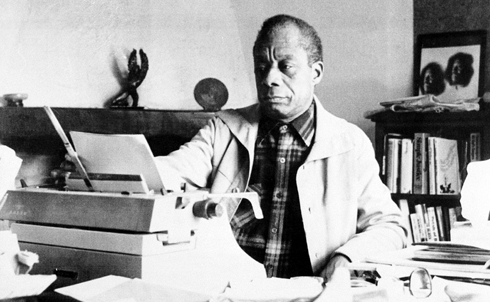 """During the 1980 presidential race,James Baldwin—author and member of this magazine's editorial board until his death—wrote that """"No black citizen of what is left of Harlem supposes that either Carter, or Reagan, or Anderson has any concern for them at all, except as voters—that is, to put it brutally, except as instruments.""""  Credit: APImages"""