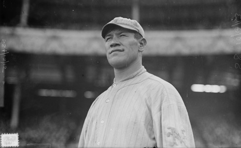 "The Potawatomi Indian, Wa-tha-sko-huk, ""Bright Path,"" was dead. Descended from Chief Blackhawk of the Sauk and Fox. Vaulted over often insurmountable barriers of race and poverty from the one-room cabin of his birth near Prague, Oklahoma, to the Olympic Stadium of Stockholm, Sweden, where he won gold medals for the United States in both the decathlon and pentathlon. This native son of the Thunder Clan, who clad himself with thunder and ran with lightning on the track and baseball and football fields, was Jim Thorpe.