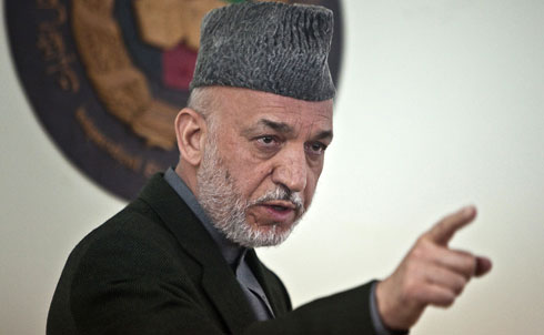 The scale of corruption in Afghanistan tops even the worst estimates. President Hamid Karzai regularly releases major drug dealers who have political connections. His half-brother is a major drug operator.  Credit:Reuters Pictures