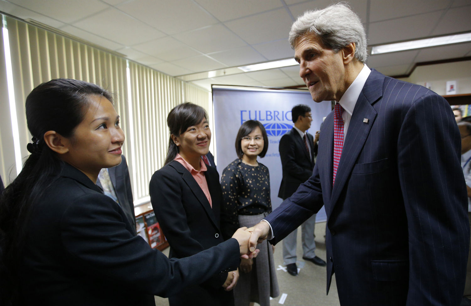 Kerry-Fulbright