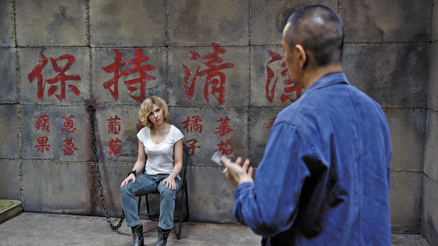 Scarlett-Johansson-as-the-title-character-in-Luc-Besson's-Lucy