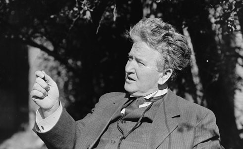 "As a US congressman (1885–1890), governor of Wisconsin (1901-1906), US  senator (1907-1925), candidate for President (1924) and editor of La  Follette's Weekly Magazine (founded in 1909 and later called The  Progressive, still based in Wisconsin), ""Fighting Bob"" La Follette  consistently and effectively challenged corporate power and militarism  and inspired generations of reformers and radicals.