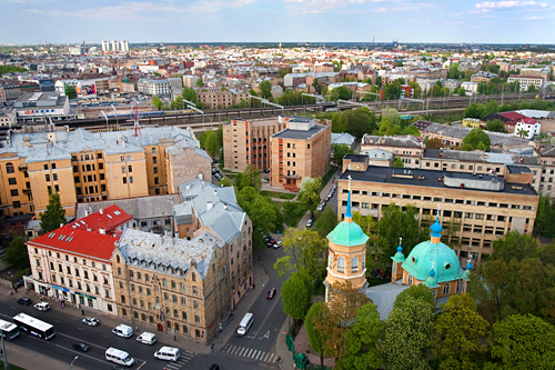 With a 19 percent GDP drop in the second quarter of 2009, Latvia's economy now looks like a race car that smashed into a concrete wall. Almost a third of Latvian households have mortgages for homes and apartments that have dropped 50 percent in value since last year--the deepest plunge worldwide.